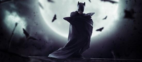 Create a Night Batman Photoshop Manipulation