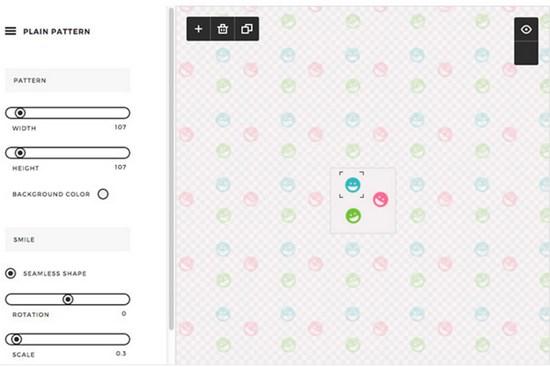 10) Plain Pattern