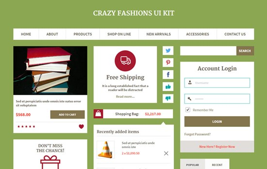 crazy-fashions-ui-kit