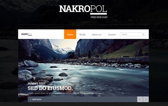 nakropol_ui_kit