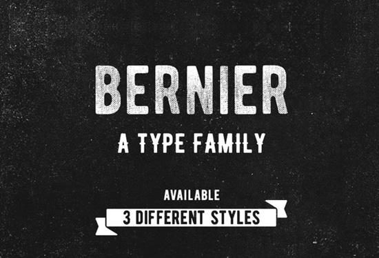 2) Bernier