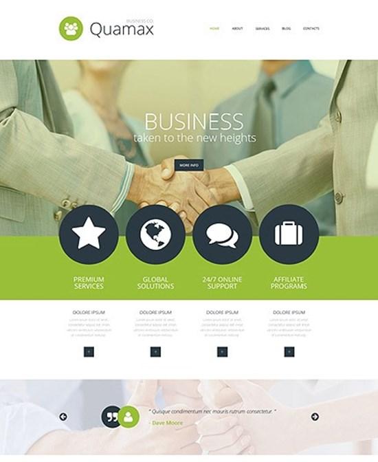 Business WP Theme