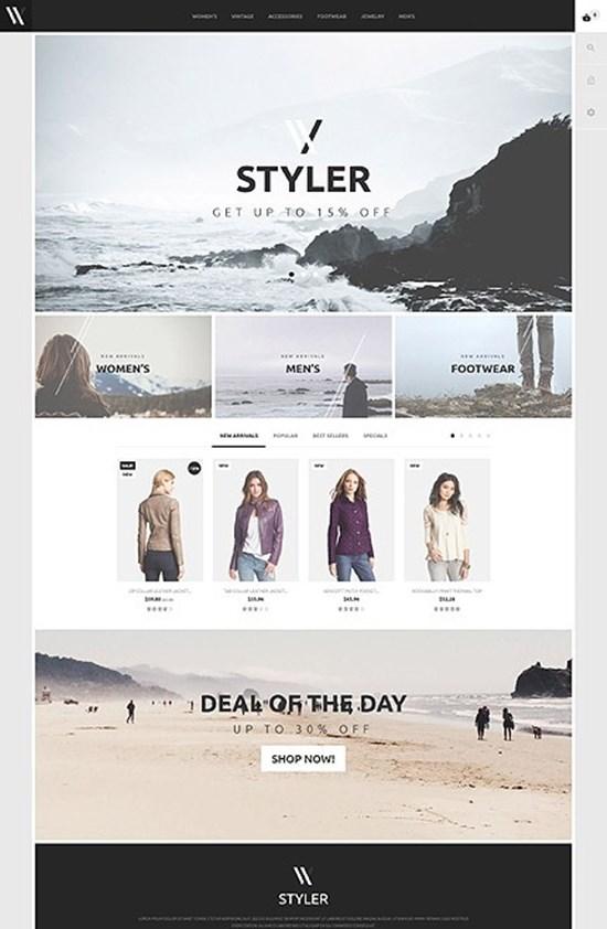 Fashion Boutique PrestaShop Theme