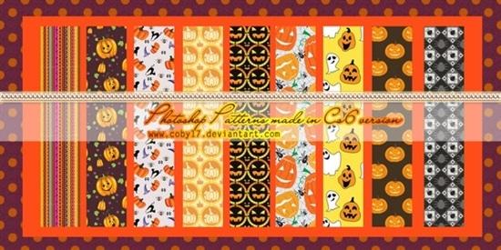 Halloween Patterns 2