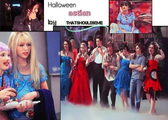 Halloween action 2