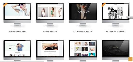 12) O-SHINE creative multipurpose WordPress Theme