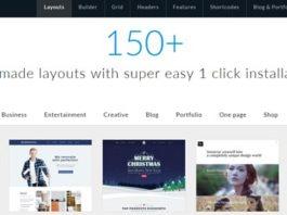 4) Be-theme Responsive multipurpose WordPress Theme