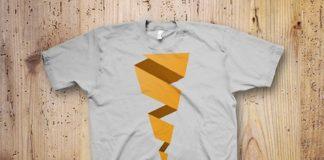 Free T-Shirt Mockup Templates-10