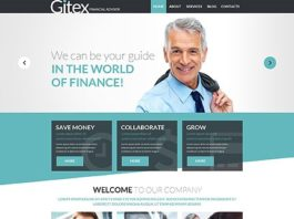 Up to Date Business WP Theme