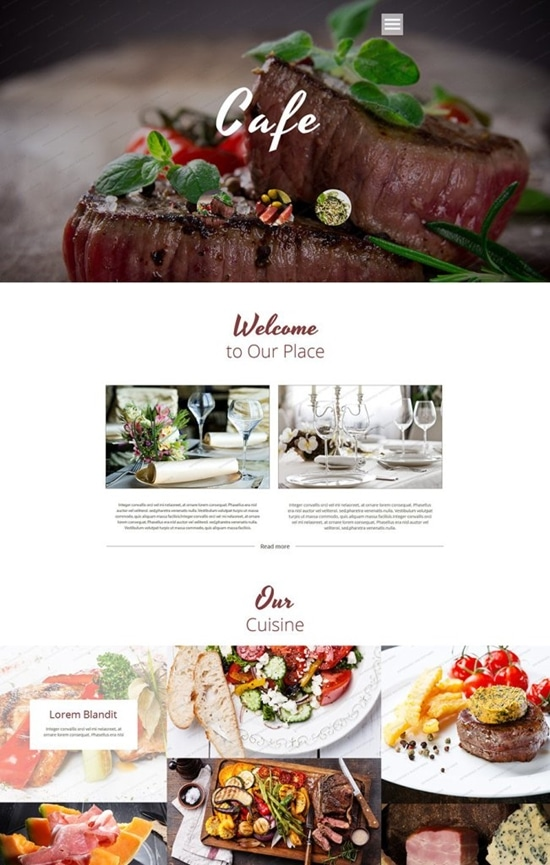 Cafe-Restaurant-Free-Website-Template