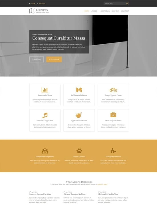 Gestpio-free-Website-Template