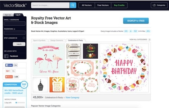 25 Best Websites Of Vector Graphics Free Download