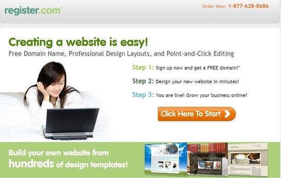 create-easy-website