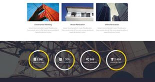 Top 30 Ready-Made WordPress Themes an Architecture Firm Needs