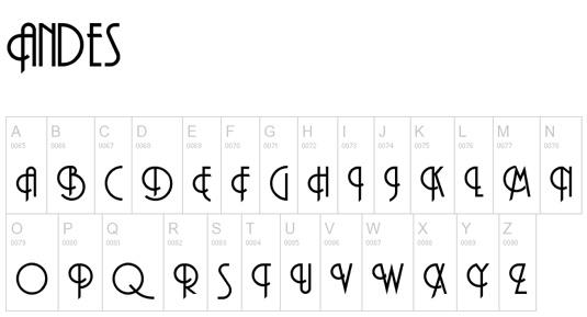 13. Free Retro Fonts