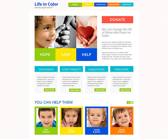 free-responsive-html5-theme-for-charity-site