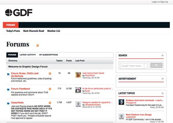graphic-design-forum
