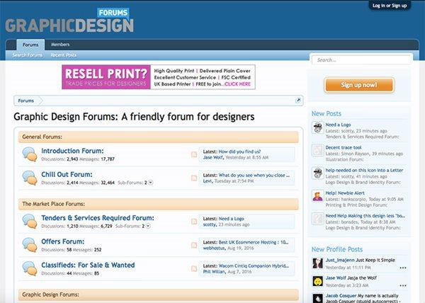 graphic-design-forums