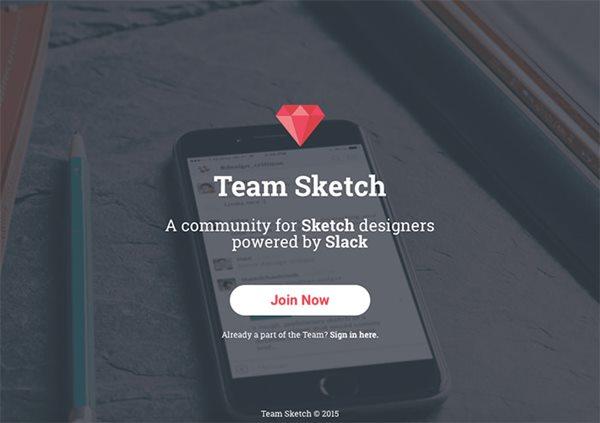 team-sketch
