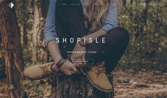 shopisle-free-woocommerce-theme