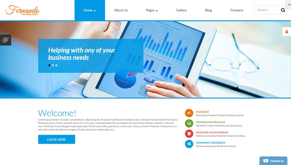 TOP 5 Joomla Templates for Business Websites-2