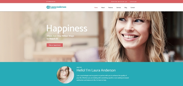 Therapy and Counseling WP Theme