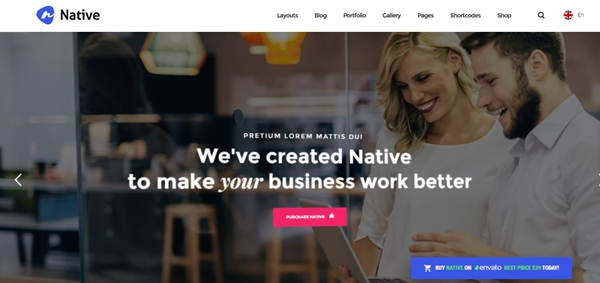 Native - Powerful Startup Development Tool