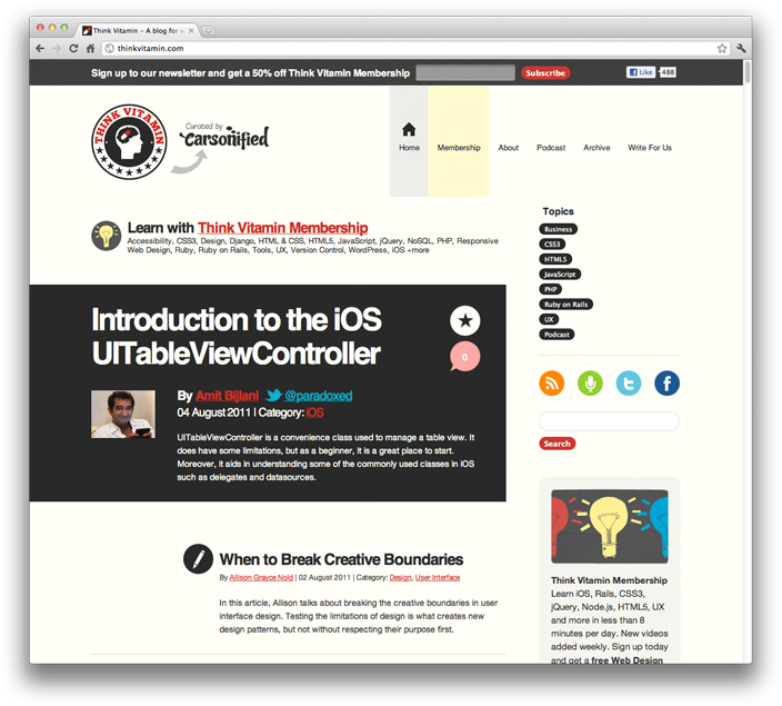 50 Responsive Web Design Guidelines Tools And Tutorials