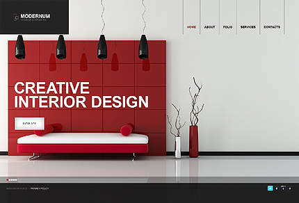 Interior Design Names Styles