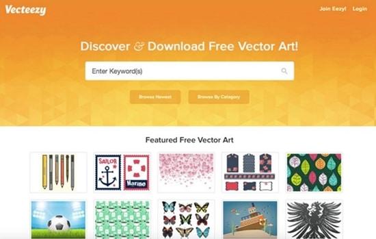 25 Best Websites of Vector Graphics Free Download